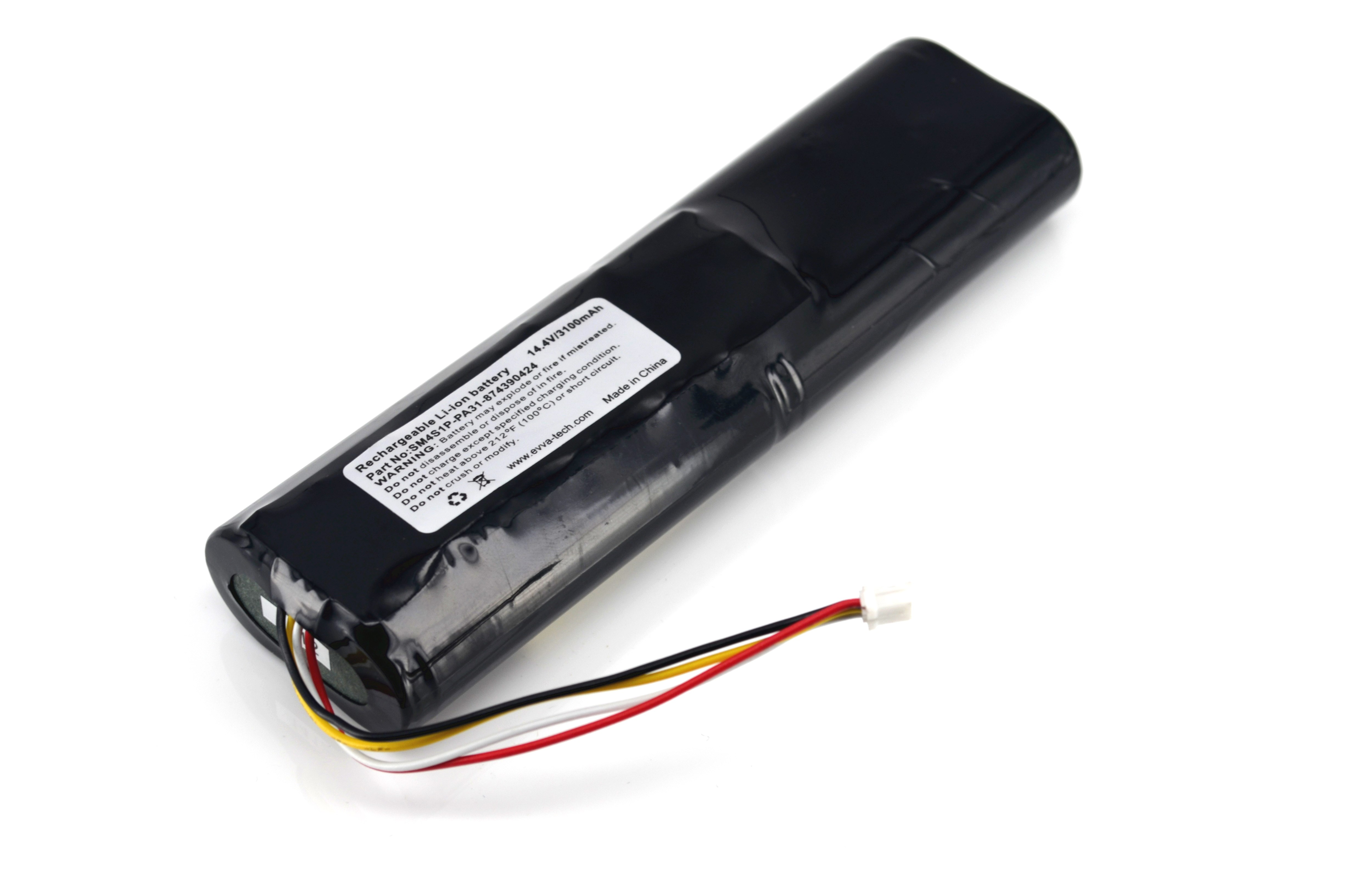 18650 4s1p 14 4v Li Ion Battery Pack 3400mah With Fuel